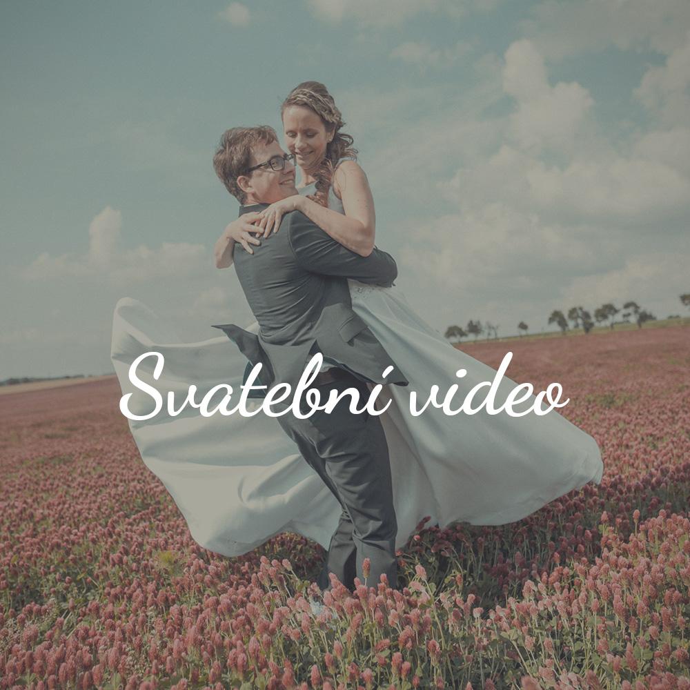 Svatební video Svatber - svatební fotografie a video