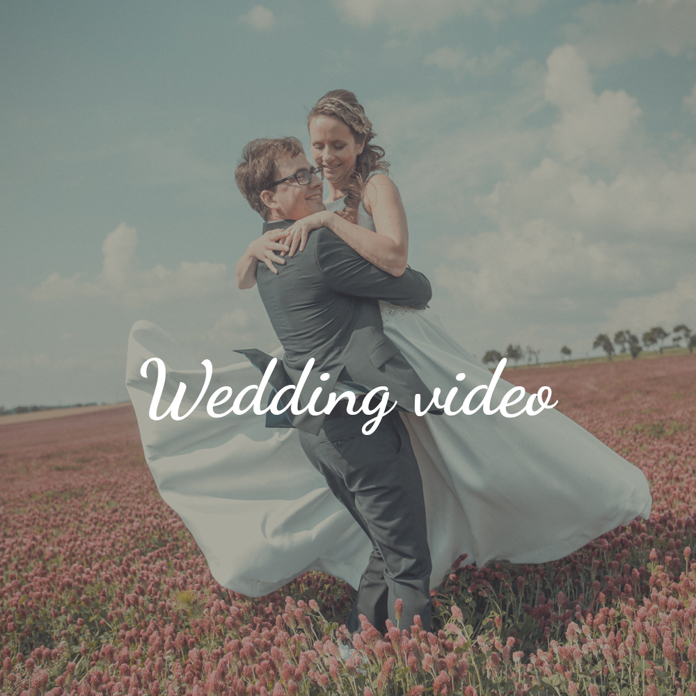 Wedding vieography Svatber - wedding photography and video