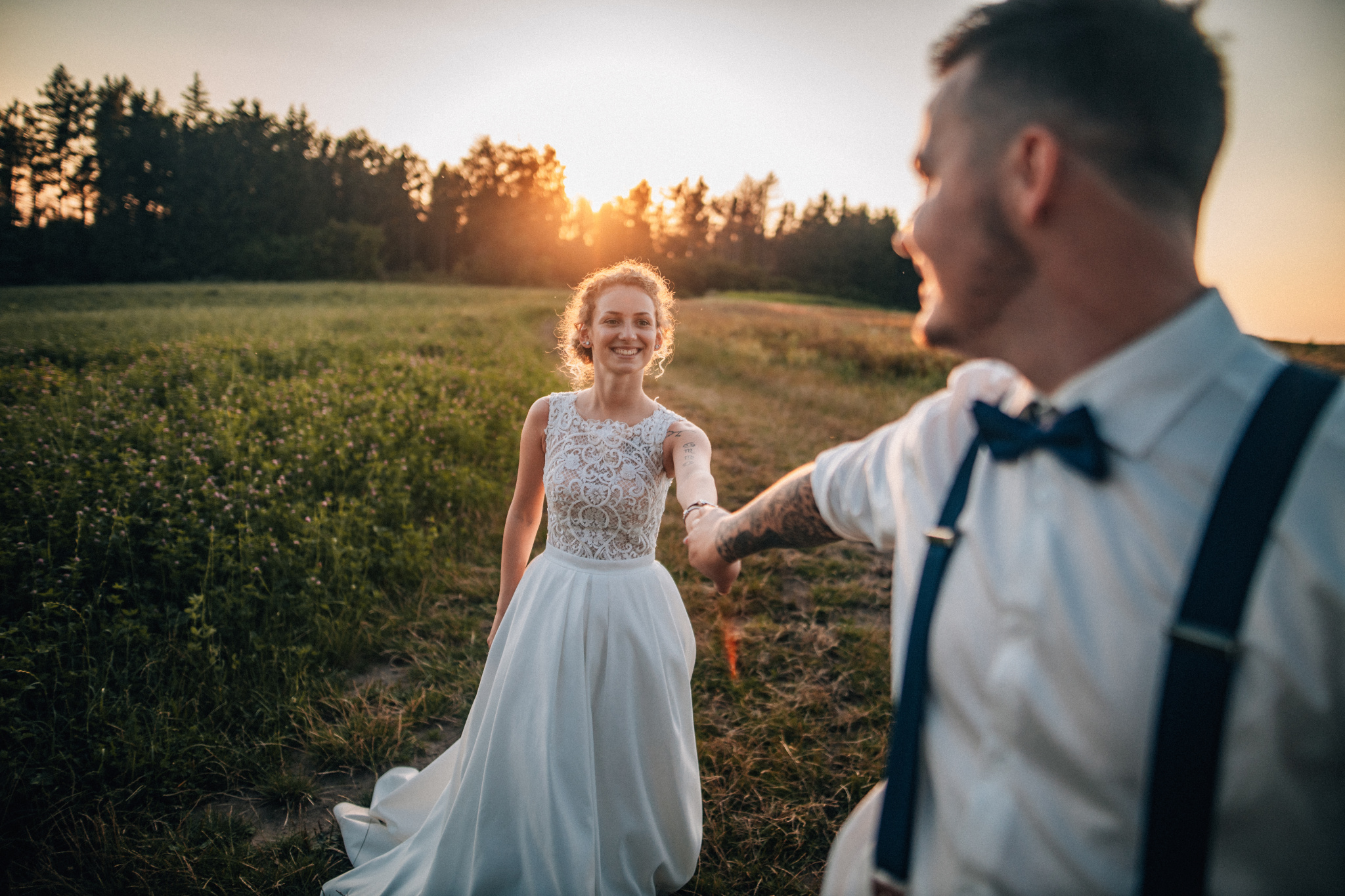 We stand the wedding time still for you forever - SVATBER wedding photography and video